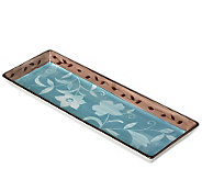 Pfaltzgraff Patio Garden Rectangular Tray - H177506
