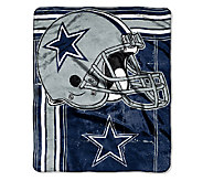 NFL Team Plush 50 x 60 Throw Blanket by Northwest - H203506