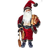 As Is Dennis Basso Aspen Collection 18 Santa Claus - H208406