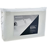 MISSION Vapor Active Full Mattress Protector - H210906