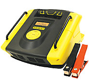 Stanley 25-AMP Battery Charger 75-AMP Start & Alternator Chec - H284506