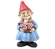 Exhart 13 Girl Gnome - H285006