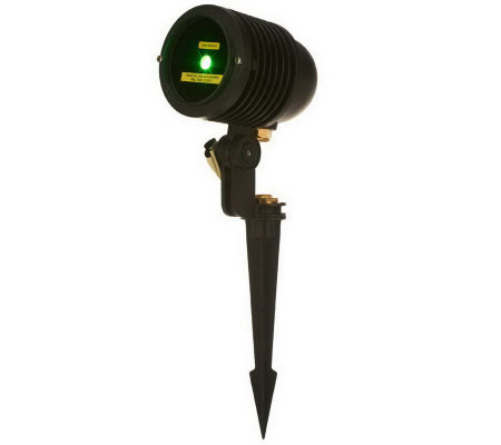 Laser Christmas Lights Qvc BlissLights Outdoor Firefly Light Projector - H198507 ...