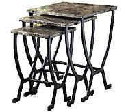 Hillsdale Furniture Monaco Nesting Tables - H283007
