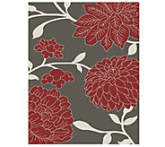 Safavieh Floral 8 x 11 Indoor/Outdoor Rug - H283107