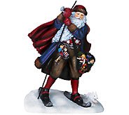 Limited Edition Juleman Santa Figurine by Pipka - H287607