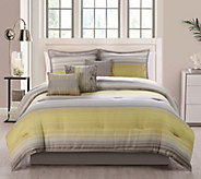 VCNY Home Bowery 7-Piece King ComforterSet - H289707