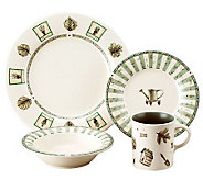 Pfaltzgraff Naturewood 16-Piece Dinnerware Set - H363707