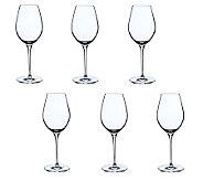 Luigi Bormioli 12.75-oz Vinoteque Fresco Wine Glasses - S/6 - H365007