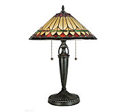 Tiffany Style West Lake Table Lamp - H135908