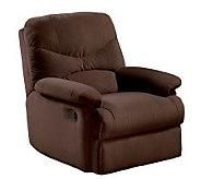 Microfiber Recliner by Acme Furniture - H181608