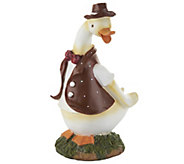 Bethlehem Lights Outdoor Fiber Optic Mr. or Mrs. Geese - H202208