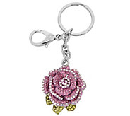 As Is Killarney Crystal Choice of Crystal Keychains - H203708