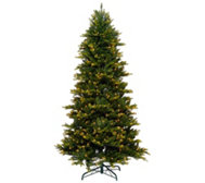 Bethlehem Lights Noble Spruce Tree w/Swift Lock &Multi-Function