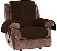 Sure Fit Recliner Plush Comfort Waterproof Furniture Cover - H212308
