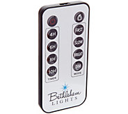 Bethlehem Lights Touch Candle Remote Control - H213008