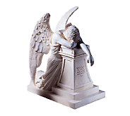 Design Toscano Moment of Reflection Victorian Angel Statue - H284408