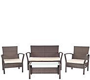 Safavieh Avaron 4-Piece Outdoor Set - H286208