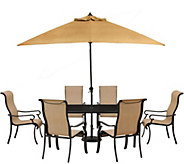 Cambridge Hammond 9-Piece Outdoor Dining Set - H291208