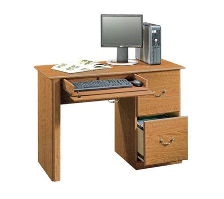 001 Uspdlarge Sauder Orchard Hills Collection Computer Desk