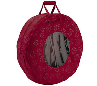 Seasons Wreath Storage Bag Medium by Classic Accessories