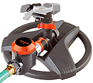Gardena Full/Part Circle Pulse Sprinkler with Water Timer - H283309