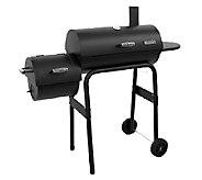 Char-Broil American Gourmet Smoker - Black - H283609