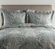 100Cotton Crystal Palace Full/Queen Duvet Cover and Shams Se - H287309