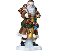 Limited Edition the Bell Ringer Santa Figurineby Pipka - H287609
