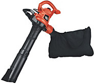 Black & Decker 12-amp High-Performance Blower/Vac/Mulcher - H290509