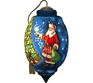 6.75 Limited Edition Dated 2017 Christmas Ornament By NeQwa - H294209