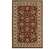 5x8 Kashan Rug Handtufted Wool by Valerie - H359309