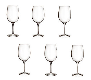 Luigi Bormioli 16.25-oz Palace Wine Tasting Glasses - Set of 6
