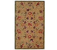 Anatolia 3x5 Beige Handtufted Oriental Wool Rug - H183610