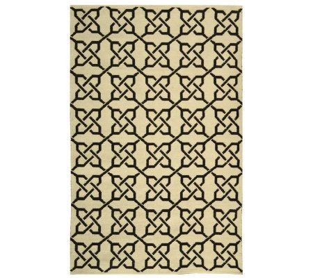 Thom Filicia 6 39 X 9 39 Tioga Recycled Plastic Outdoor Rug
