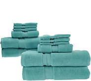 Northern Nights 12 Piece 100Cotton Towel Set - H214210