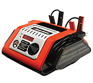 Black & Decker 25-AMP Battery Charger with 75-AMP Engine Start - H284510