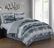 Avondale Manor Holdin 8-Piece Queen Bed in aBag Set - H292010