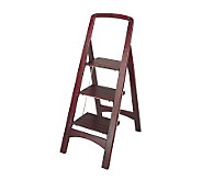 Cosco Three-Step Rockford Wood Step Stool - H356710
