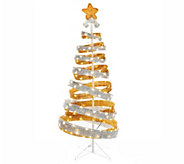 Kringle Express 6 Outdoor Collapsible Spiral Tree - H203711