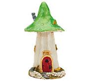 OGowna Large Fairy Mushroom House - H204611