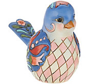 Jim Shore Heartwood Creek Choice of Colorful Bird Figurine - H210811