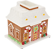 HomeWorx by Harry Slatkin Choice of Gingerbread House Warmer - H211411