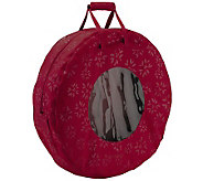 Seasons Wreath Storage Bag Large by Classic Accessories - H282111