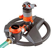 Gardena Turbo Drive Silent Sprinkler with WaterTimer - H283311