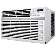 LG 8,000 BTU Window Air Conditioner with RemoteControl - H283811