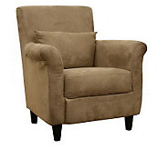Marquis Tan Microfiber Club Chair - H349611