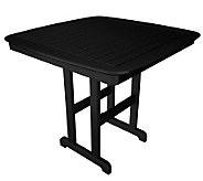 POLYWOOD Nautical 44 Counter Table - H349911