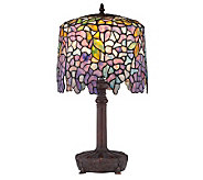 Tiffany Style Wisteria Collection 19-1/2 TableLamp - H359111