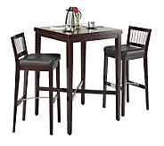 Home Styles Coffee Finish Pub Table - H136612